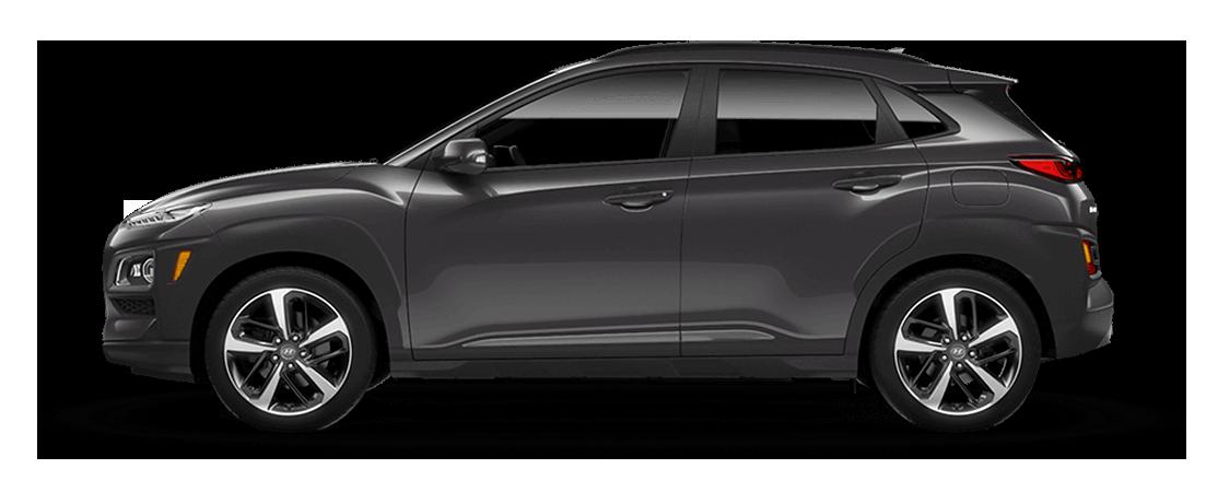 Hyundai KONA 2021 Gris galaxie
