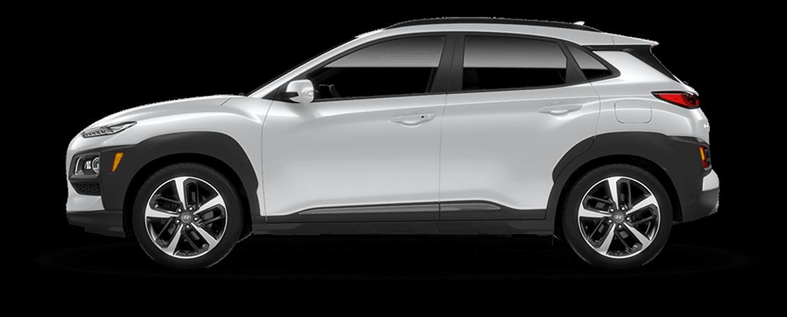 Hyundai KONA 2021 Blanc atlas