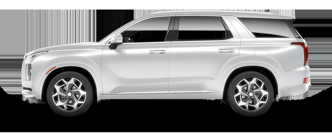 Hyundai PALISADE 2021 Blanc hyper