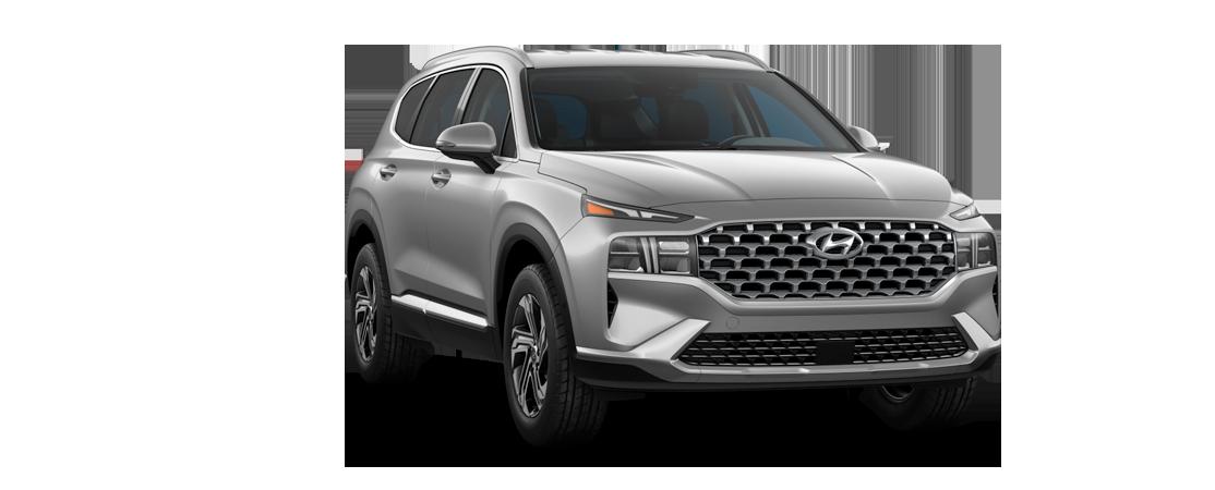 Hyundai SANTA FE 2021 Argent scintillant
