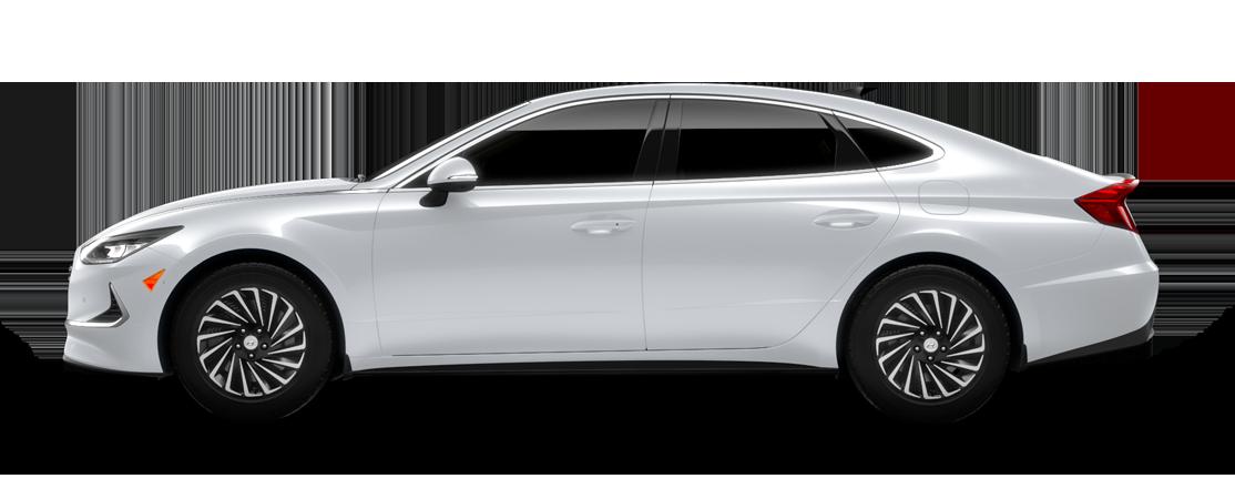 Hyundai SONATA hybride 2021 Blanc hyper