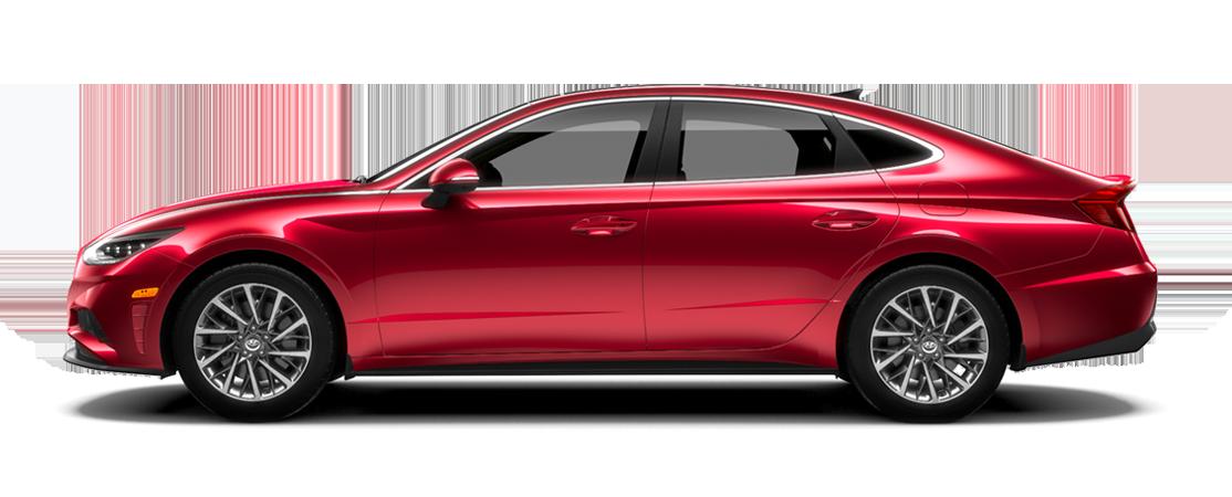 Hyundai SONATA 2021 Rouge flamme