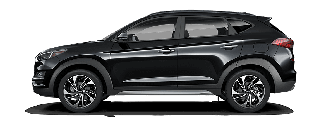 Hyundai TUCSON 2021 Noir cendre