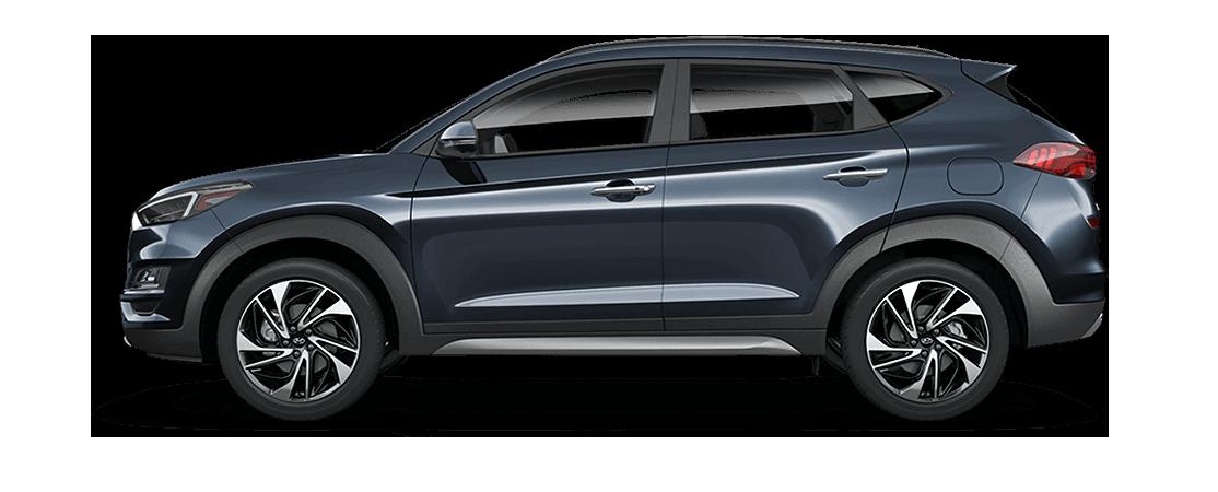 Hyundai TUCSON 2021 Bleu crépuscule