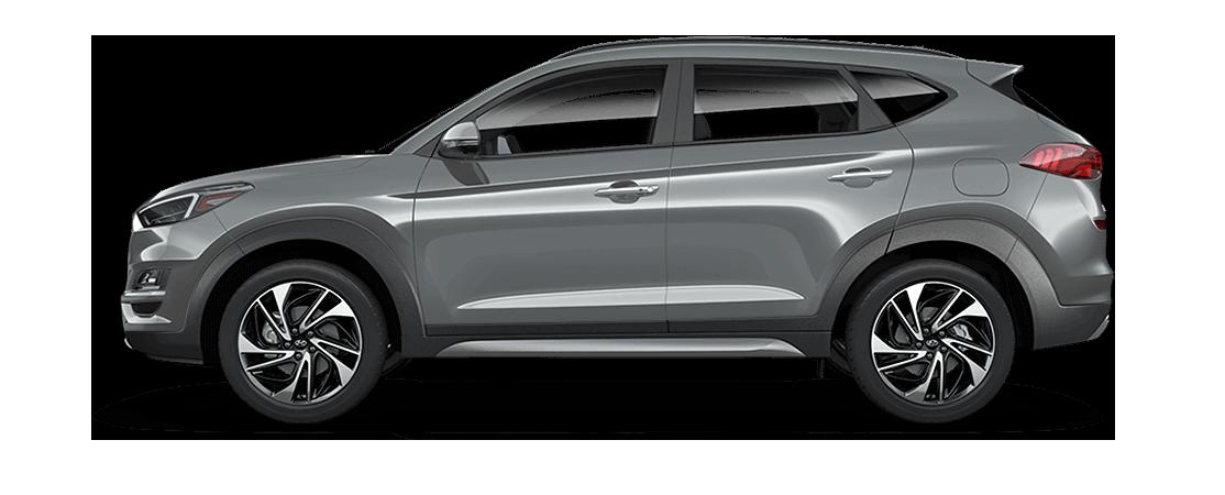 Hyundai TUCSON 2021 Gris magnétique