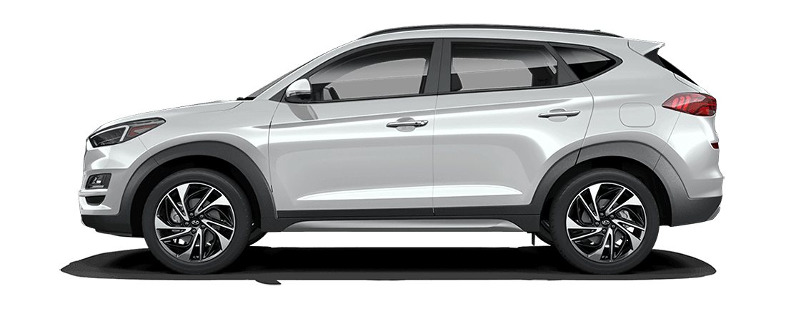 Hyundai TUCSON 2021 Blanc cristal