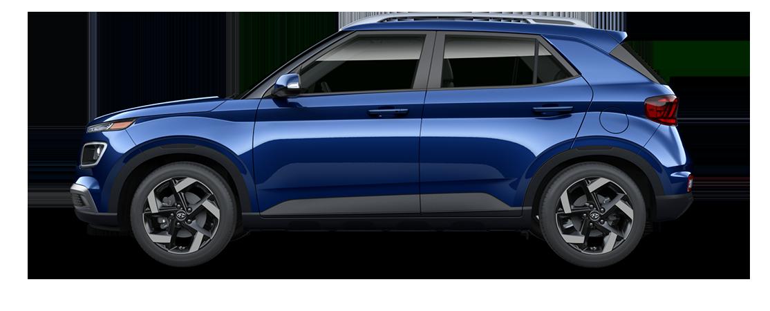Hyundai VENUE 2021 Bleu intense