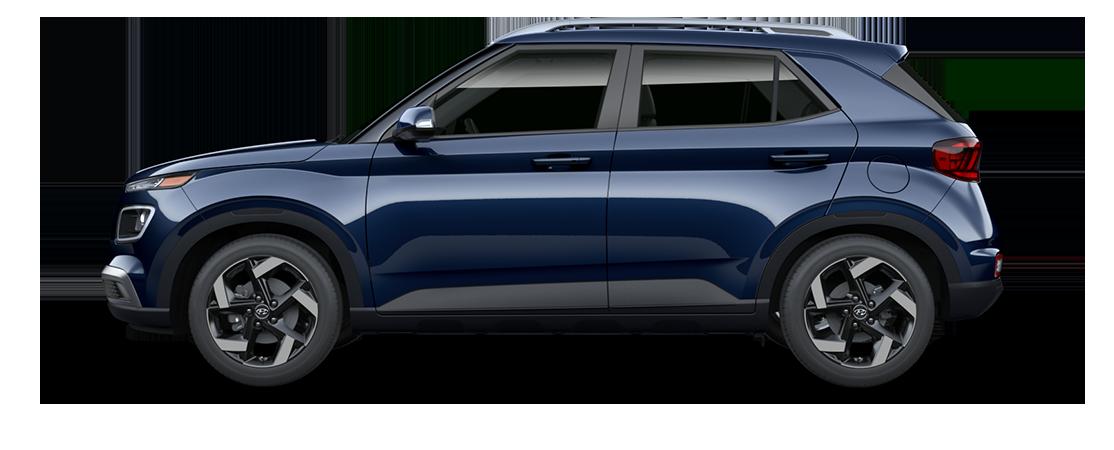 Hyundai VENUE 2021 Denim