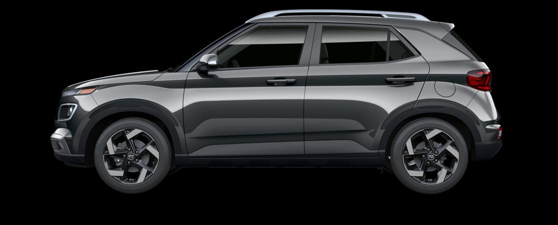 Hyundai VENUE 2021 Gris cosmique