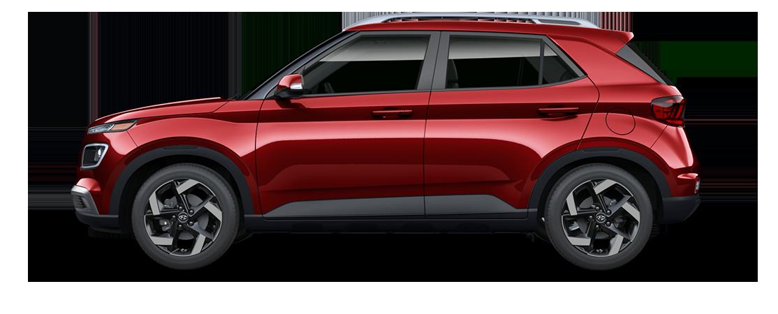 Hyundai VENUE 2021 Rouge ardent