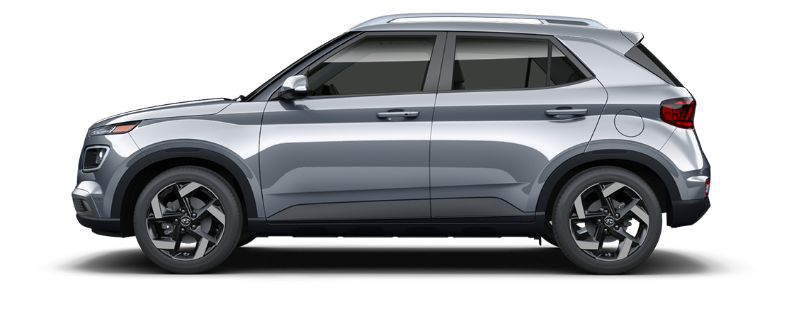 Hyundai VENUE 2021 Argent typhon